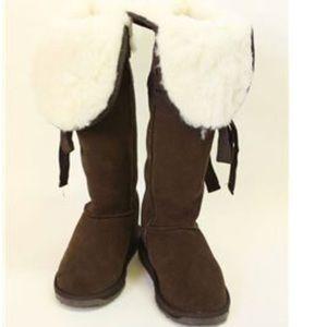 Women's Emu High Hip Boots